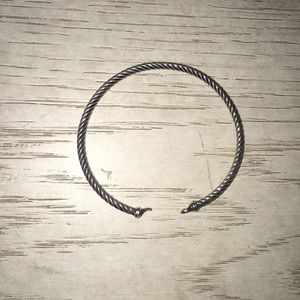 David Yurman Jewelry - Authentic David Yurman bracelet